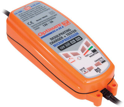 Tecmate Optimate DC to DC 12v Battery Charger TM500