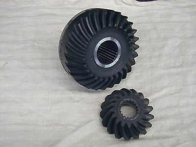 Volvo Penta Factory Gear Set Sx-M Drives Only 1.66:1 / 1.97:1 3852404