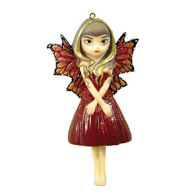 HINTS OF GOLD Fairy Ornament Jasmine Becket-Griffith Strangeling Faerie