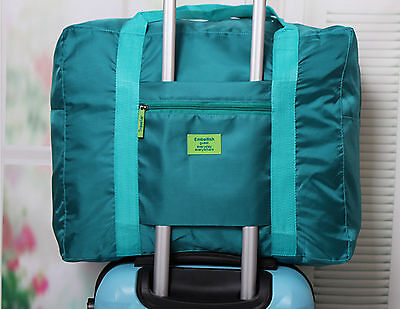 Waterproof Light Foldable Nylon Travel Luggage Case's Organizer Storage Bag