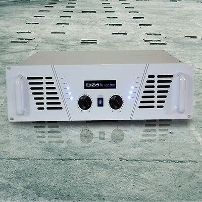 PA Verstärker Audio Event Anlage LED DJ Equipment 1600 Watt Endstufe Amplifier