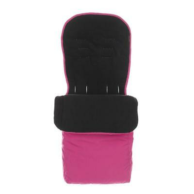 Obaby Footmuff Cosytoes (Pink) Universal - Fits Most Pushchair Brands