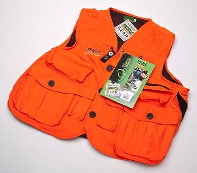 Primos Gunhunter's Vest - Lg - Blaze Orange 65702