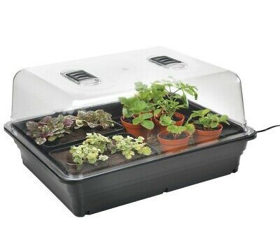 Stewart 52cm Thermostatic Controlled Electric Propagator
