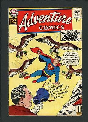 Adventure Comics 303, DC Superboy, Supersize, F- (5.5)