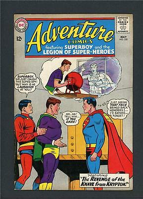 Adventure Comics 320, DC Superboy, F+ to VF-