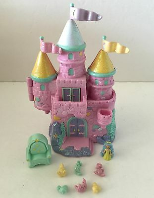 Starcastle Trendmasters By The Sea Pink Castle With Figures