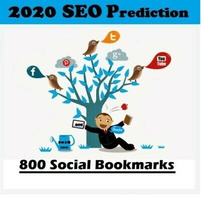 800 MANUAL SOCIAL NETWORKING Backlinks  Best 2018 SEO Links ! Just few available