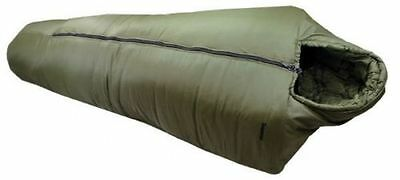 Highlander Challenger 400 - 4 Season Technical Mummy Sleeping Bag - Army -26