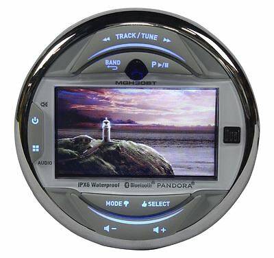 Dual MGH30BT Marine Boat Digital Media Receiver-Easy-Mount W/Bluetooth+Pandora