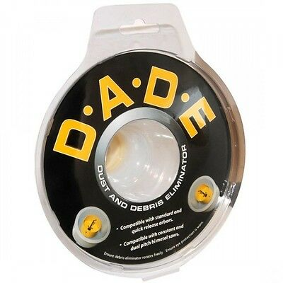 DADE Holesaw Drill Dust Collector Eliminator D.A.D.E Drilling Vertically Ceiling