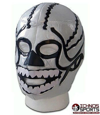 Luchadora Hermano Muerte Brother Death Lucha Libre Adult Wrestling Mask