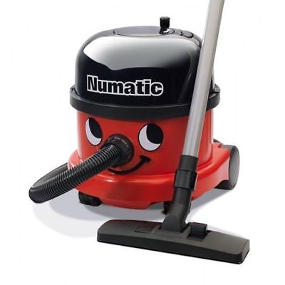 Numatic NRV200 22 Red Commercial Bagged