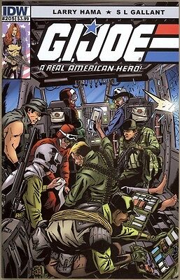 G.I. Joe: A Real American Hero #205 - FN+