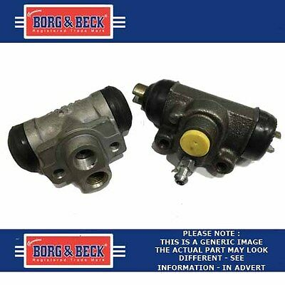 New Borg & Beck - Rear Left Or Right - Wheel Brake Cylinder - Bbw1101