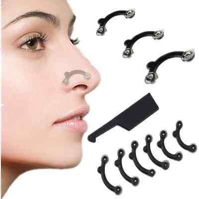 1 Set Nose Up Lifting Shaping Clip Clipper Shaper Beauty Tool 3 Size No Pain