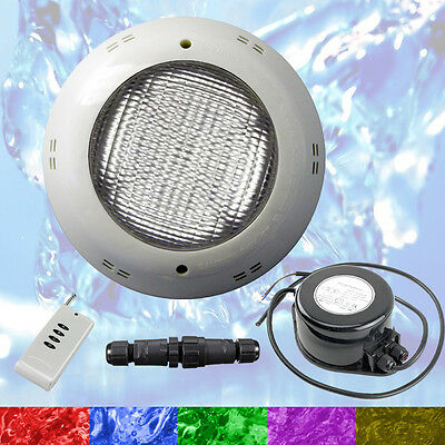 Swimming Pool LED Light RGB + Controller + Power Supply- Multi Colour Retro Fit