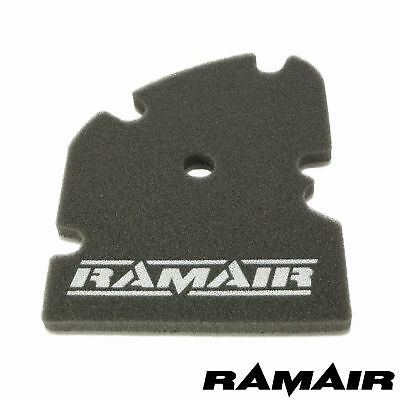 RAMAIR Scooter Replacement Panel Foam Air Filter for Vespa GTS 125 250 300 4T LC