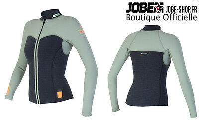 Veste femme Venice Jacket 2mm Patina Jobe  - XL - Chaud - doux-SUP Paddle