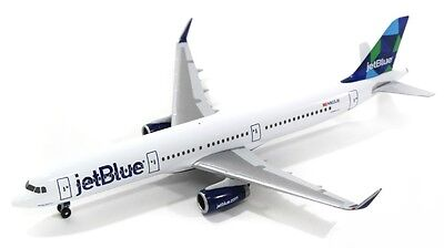 Herpa HE527811 Jetblue Airbus A321 Mint N903JB Diecast 1/500 Jet Model Airplane