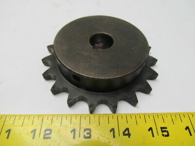 "Martin 50BS19 3/4 Roller chain sprocket single 14 tooth 3/4"" bore"