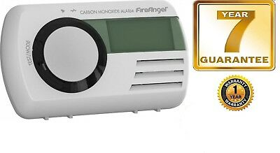 FireAngel Carbon Monoxide Alarm with 7 Year Battery - Home and Landlord Approved