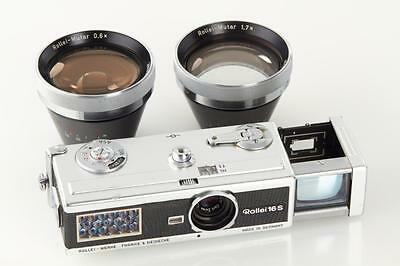 Rollei 16S chrome outfit // 25601,18