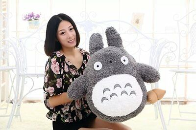 TOTORO Stuffed Toy New 20CM Japanese Studio Ghibli My Neighbor Gray plush Doll