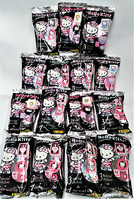 HELLO KITTY SUPERSTAR segret box LOTTO 15 BUSTINE - PANINI 2009