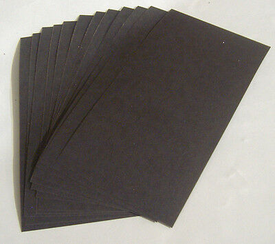 "LOT OF 12 PIECE 3"" x 5 1/2""  WET DRY SANDPAPER 1000 GRIT 3 x 5.5 76MM x 139MM"