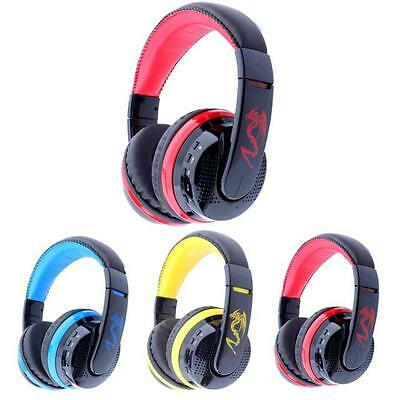 For Sony PS3 Playstation 3 Wireless Bluetooth Gaming Headset Headphone Earphone