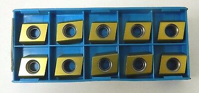 Ingersoll Carbide Inserts SPE 55R002 IN2530 Qty. 10 USA #5802980