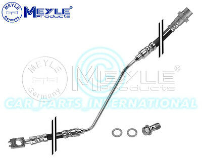 Meyle Germany Brake Hose with seal and hollow screw, 314 525 0006/S