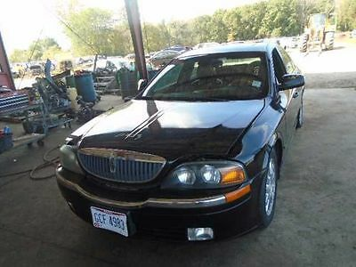 03 04 Lincoln Ls Chassis Ecm 377219