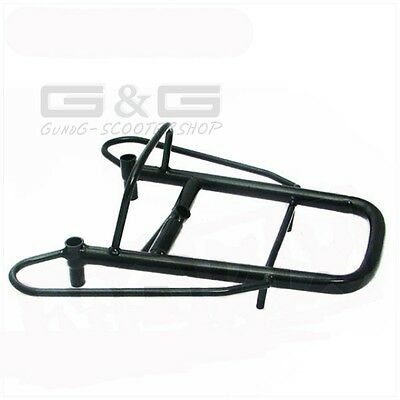 Luggage carrier for 4 Stroke China Roller Benzhou City Baotian BT50QT Rex RS 450