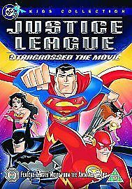 Justice League - Star Crossed - The Movie New Dvd