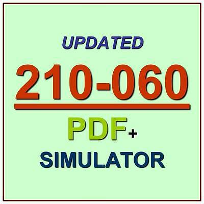 Implementing Cisco Collaboration Devices CCNA CICD 210-060 Exam Test QA PDF+SIM