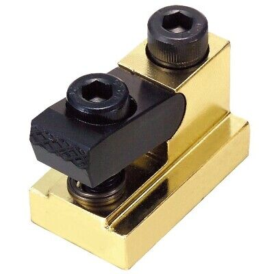 Pro-Series 4 Piece 1/2 Inch T-Slot Clamping Nut Kit (3900-0315)