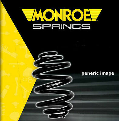 NEW MONROE OE QUALITY - REAR - COIL SPRING (x1) - SP3768