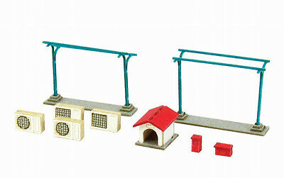 Sankei MP04-80 Japanese House Accessories A 1/150 N scale