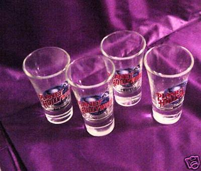 Planet Hollywood Shot Glass Collection-FREE SHIPPING