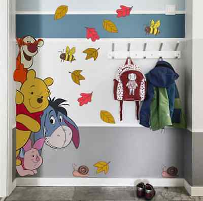deko h nge winnie pooh kinderzimmer eur 3 00 picclick de. Black Bedroom Furniture Sets. Home Design Ideas