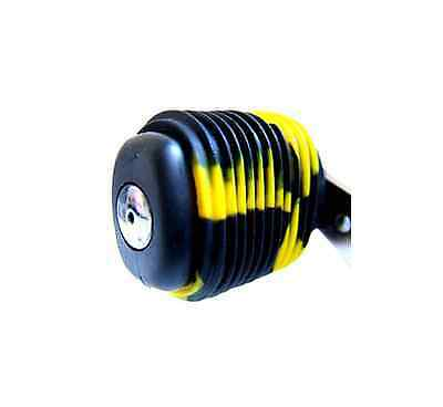 Reel Grips - Black and Yellow
