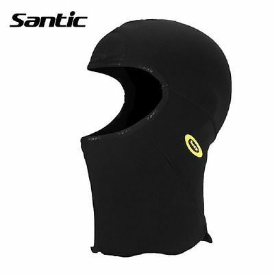 SANTIC Winter Cycling Thermal Hat Windproof Bike Outdoor Skiing Cap New