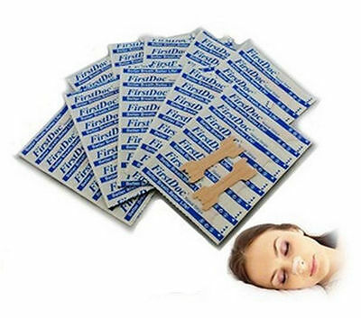 Wholesale 100 Nasal Nose Sleep Strips Small Med Large Stop Snoring Breath Easier