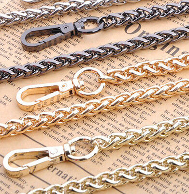 20 ~ 120 CM Covered buckle Lantern Metal Chain for Handbag purse or Bag 1265#