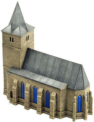 Flames of War BNIB Bastogne Church