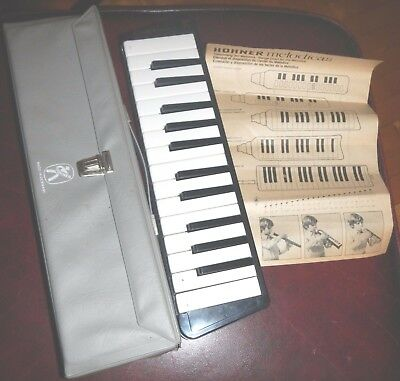 Hohner Melodica, Melodika, Piano 26 im Koffer mit Anleitung