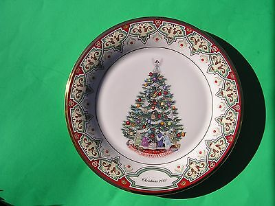 LENOX 18th annual TREES AROUND THE WORLD PLATE 2008 Spain - No BOX 1st QUALITY