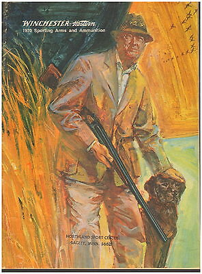 Winchester-Western Sporting Arms and Ammunition Catalog - 1970